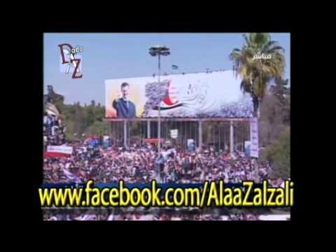 Alaa Zalzali Men3eesh Lal-Sham علاء زلزلي نشـيد سوريا منعيش للشام