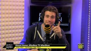 Almost Human After Show Season 1 Episode 1 & Episode 2