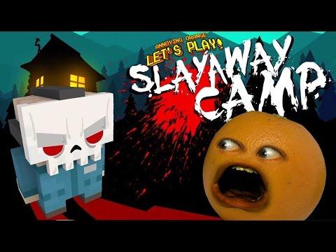 Annoying Orange Plays Slayaway Camp