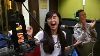 The Morning Rush 21st Anniversary with Alodia Gosiengfiao - Part 1