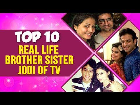 Xxx Mp4 Top 10 REAL LIFE Brother Sister Jodi Of TV Hina Khan Aamir Khan Karan Patel Aayushi Vaidya 3gp Sex