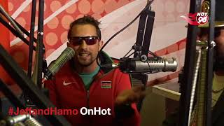 The Hot Breakfast : Jason Dunford and Romantico, Debut Song