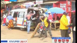 Massive exodus witnessed in Narok ahead of elections