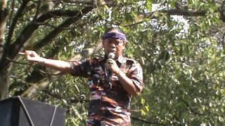 Aksi Gerakan LSM GMBI Ke Pengadilan Negri Kelas 1 A Bandung