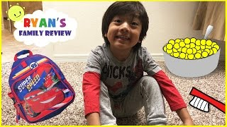 Kid Morning Routine on School Day! Let