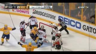 Anaheim Ducks Vs Nashville Predators Game 6 2017 Playoffs