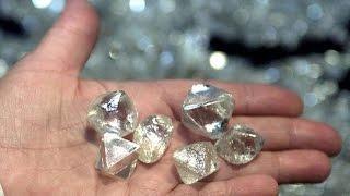 Se han encontrado diamantes en Colombia. ??