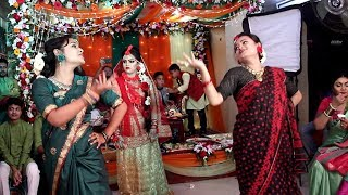 Bengli Romantic Girl Dance || Channel plus || bangla new song 2018