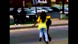 Mom Catches Son Rioting In Baltimore & Beats His Ass In The Middle Of The Street