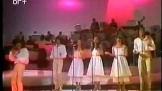 1978 Izhar Cohen  The Alphabeta   A Ba Ni Bi   Israel Eurovision 1978