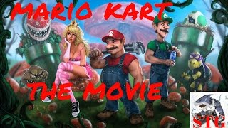 Super Mario Kart- The Movie Trailer