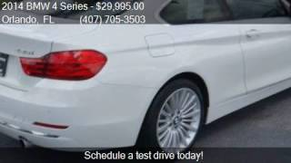 2014 BMW 4 Series 435i xDrive AWD 2dr Coupe for sale in Orla