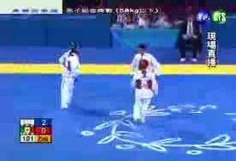 2004 OLYMPIC TAEKWONDO