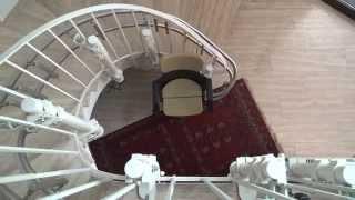Alternative Fahrbahnbefestigungen für Treppenlifte von HIRO LIFT