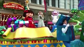Ariana Grande - Live Last Christmas Macy's Thanksgiving Day Parade 2013