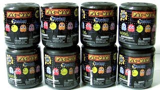 Brinquedos Pac-Man Mashems New Squishy Toys Surprise Tech4Kids  パックマン ToysBR 2017 PAC MAN