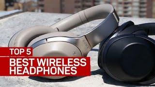Top 5 best wireless headphones (CNET Top 5)