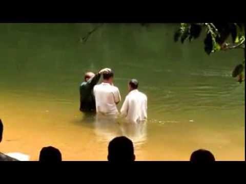 Batismo em Côcos Bahia