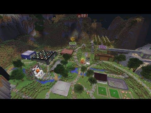 EN RÖD TRÅD, FAST BLÅ | Minecraft Let's Play #112