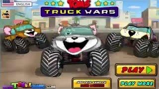 العاب | سيارات توم وجيري | لعبة اطفال | السباق السريع