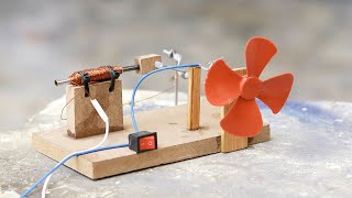 How To Make A Solenoid Engine | Electric Motor