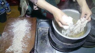 Dowdo - The Best cultural food of Nagar Valley - Gilgit Baltistan in Winter Season