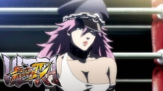 Ultra Street Fighter IV - Poison Prologue & Ending TRUE-HD QUALITY