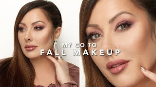 My Fall Go To Look   Makeup Geek