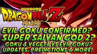 DRAGONBALL Z 2015 MOVIE! - New Super Saiyan Level? Theory & More!