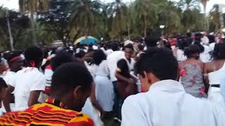 ADDIS ABBA ETHIOPIA Electronic Dance Music - Rophnan Nuri Rophy at Ghion Hotel