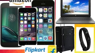 Online Shopping Offers and Deals - Amazon, Snapdeal and Flipkart (iPhone 5s at Rs 15,999)