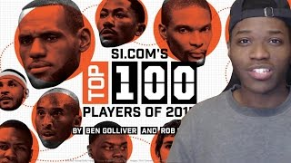 CAN I GUESS THE TOP 100 NBA PLAYERS OF 2016?