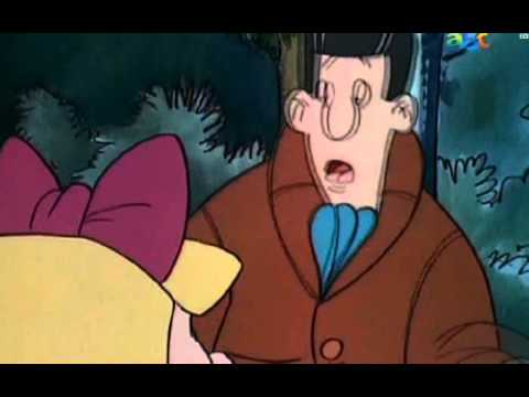 Billy kot [S01E11]  Nakręcana kość