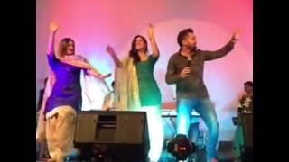 Sharry Maan Darshan Lakhewala Kulbir Jhinjer Tarsen Jassar Live Australia 2016