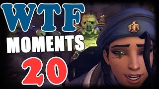 Overwatch WTF Moments Ep.20