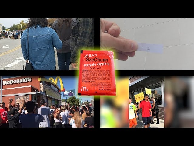 Rick And Morty, Protests, and Szechuan Sauce