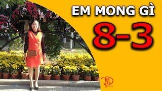 Vlog Em Mong Gì 8/3_Online Education