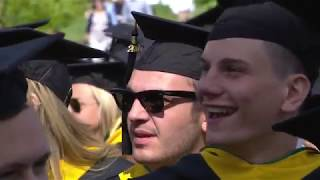 2017 Le Moyne College Commencement (FULL)