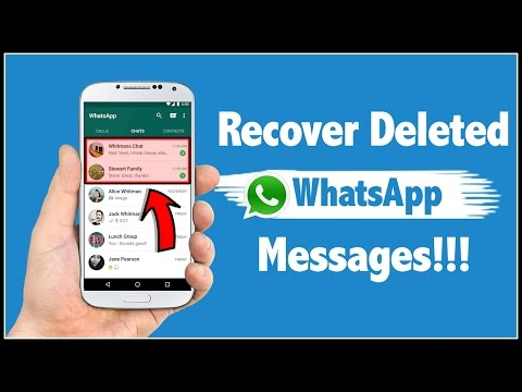 Xxx Mp4 How To Recover Deleted WhatsApp Messages In Android Phone 3gp Sex