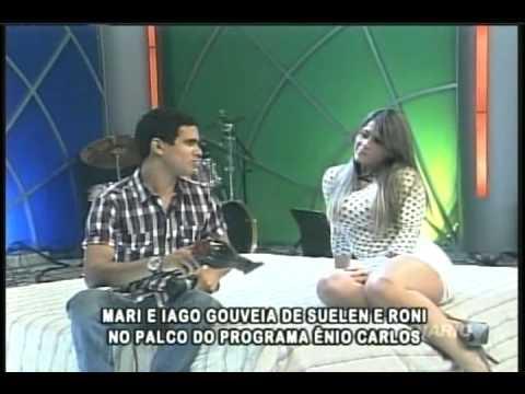 Ênio Carlos 12 08 12 Mari interpretando