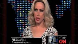 Alexis Arquette On Larry King