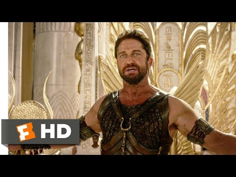Xxx Mp4 Gods Of Egypt 2016 Bow Before Me Or Die Scene 1 11 Movieclips 3gp Sex