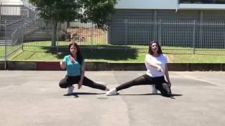 Yukta and Shirin dance on Maahi Ve