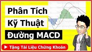 Học phân tích kỹ thuật 4 - Đường MACD là gì ? Ý nghĩa, cách sử dụng (chứng khoán)