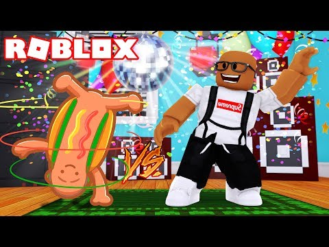 Xxx Mp4 DANCING WITH THE DANCING HOT DOG IN ROBLOX 3gp Sex