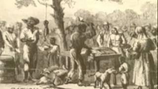 life of a plantation slave