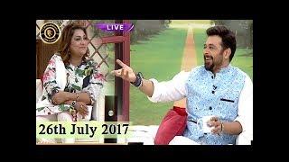 Salam Zindagi - 26th July 2017 - Top Pakistani Show