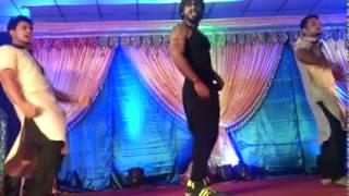 Sanj John Stage Performance in Dhaka