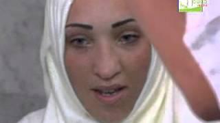 فرنسية تعتنق الإسلام بمسجد عمر بن الخطاب ببركان