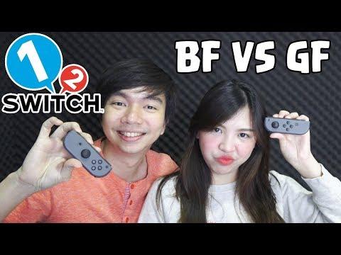 Perang Score antara Cowo Dan Cewe - 1 2 Switch Indonesia